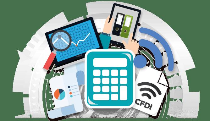 características de la contabilidad electrónica
